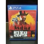 Red Dead Redemption 2 (RDR 2) PS4 лицензия