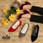 Женская обувь, стильная модель бабочки и камера