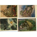 винтажные открытки СССР